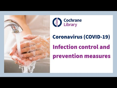 Coronavirus (COVID-19): infection control and prevention measures
