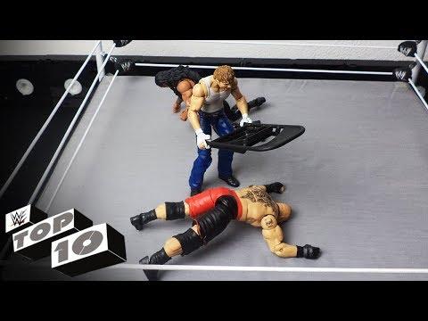 Best Of Dean Ambrose - WWE Top 10