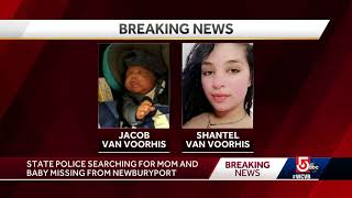 Mom, 4-month-old baby missing from Newburyport