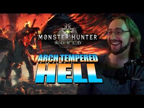 DIRTY DANK DRAGON - Arch Vaal Hazak: Monster Hunter World (Ep 10) thumbnail