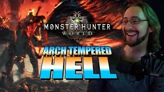 DIRTY DANK DRAGON - Arch Vaal Hazak: Monster Hunter World (Ep 10)