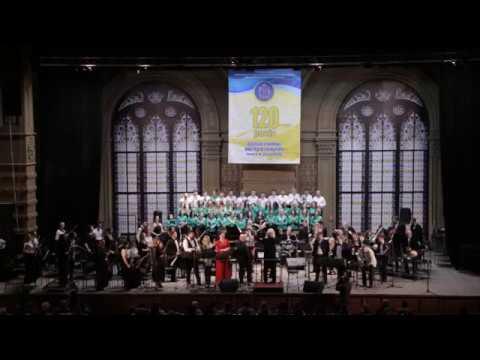 Duke Ellington - The Best of the Sacred Concerts (Дюк Эллингтон - Духовный концерт) -27.11.17-Odessa