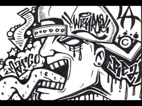 Wizard New graffiti Characters Collection 2013 - YouTube