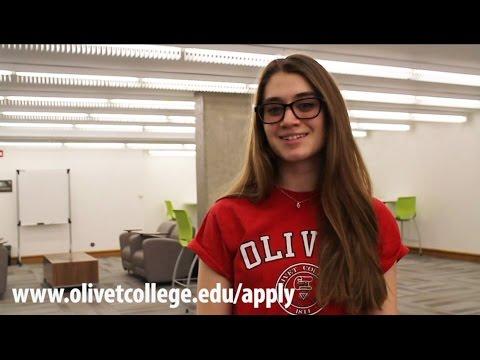 Freshman Perspective | Olivet College