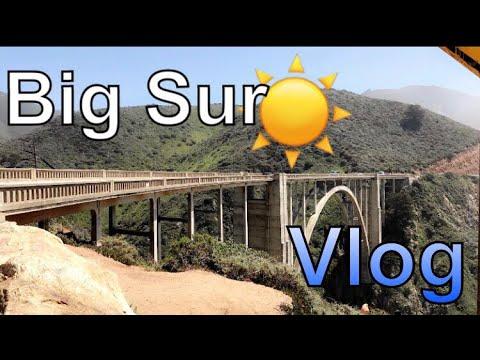 FIGHTING FOR A PARKING SPACE!!! Big Sur Vlog