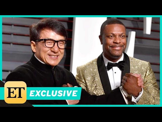 EXCLUSIVE\: Jackie Chan Says \'Rush Hour 4\' Is Happening Next Year, But Is Chris Tucker Returning?