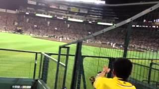 2012年7月14日 対東京ヤクルト戦.