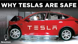 What Makes Teslas So Safe