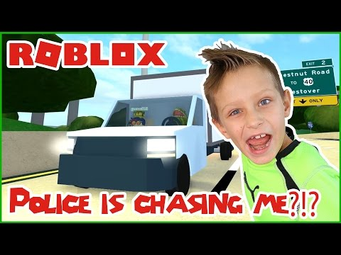 Running Away From POLICE / Ultimate Driving