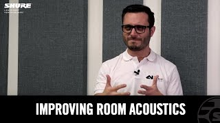 Improving boardroom acoustics for better video conferencing sound