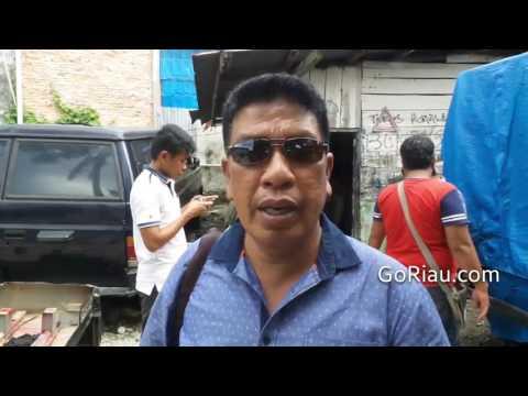 Kronologis penangkapan pelaku pembacokan di Jalan Hangtuah Tenayan Raya Pekanbaru