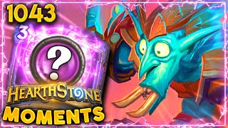 There Are So Many WEIRD INTERACTIONS...   Hearthstone Daily Moments Ep.1043