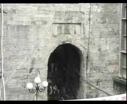 Yangtze River: White emperor city A