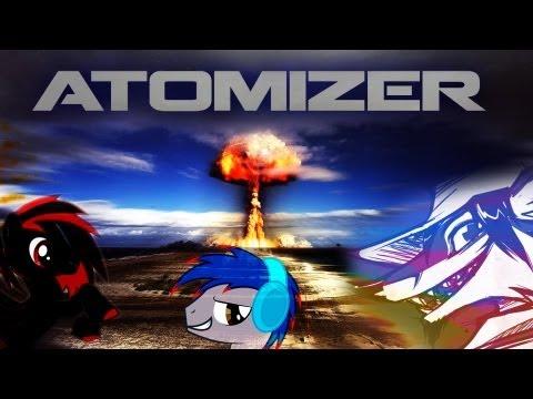 Atomizer - Typography Animation