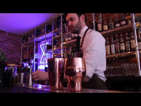 Introducing 'The Liquor Store & Whisky Parlour' by The Hedonist Project
