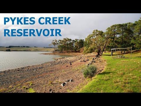 Pykes Creek Reservoir - Melbourne Victoria