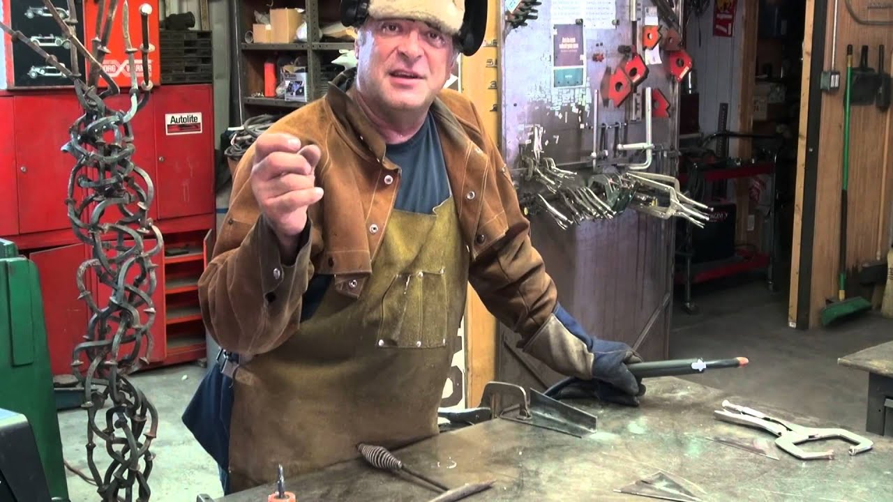 How To Use A Mig Welder With Flux Core Wire Kevin Caron Youtube Parts Cored