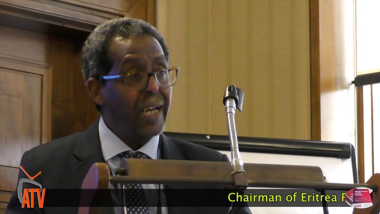 Building Democracy in Eritrea | Eritrea Focus