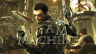 "GMV ""I Am Machine"" - Three Days Grace"