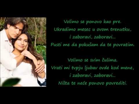 Camilo Blanes - Perdoname (Serbian Lyrics)