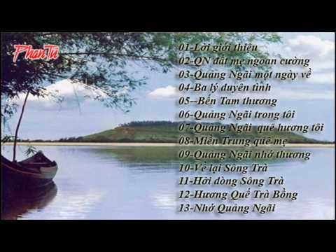Album nhạc Quảng Ngãi