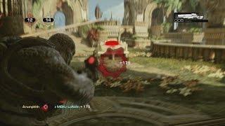 Gears of War 3 | OSOK RETURNS!!!