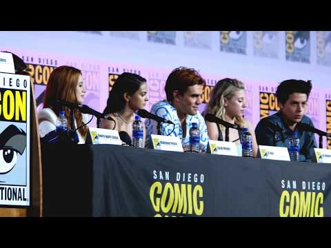"""Riverdale"" Panel - SDCC July 21, 2019"
