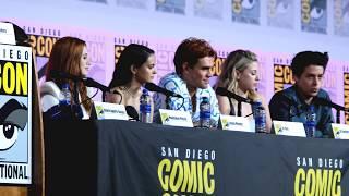 """Riverdale"" Panel - SDCC July 22, 2019"