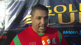 Reactions - Rugby Africa Gold Cup: Uganda Vs Morocco (11 08 2018)
