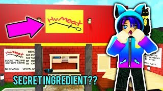 I Worked At A Resturant Called HUMEAT... You Won't Believe What The SECRET Ingredient Is