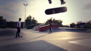 Johnny Jones GoPro HD Hero 3+ Black Edition Head Strap Skateboarding TEST 2