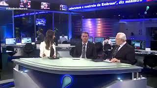 Íntegra de Jair Bolsonaro no Boris Casoy (12/JAN/2017)