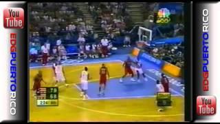 2004 (Juegos Olímpicos de Atenas) Puerto Rico vs. USA [Carlos Arroyo, aaaarroyando]
