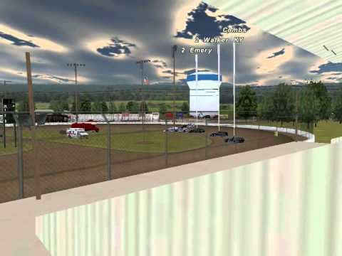 Dirt motorsports 13 mod race at fremont speedway