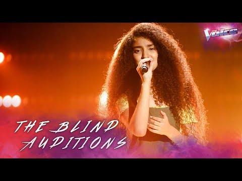 Blind Audition: Lara Dabbagh sings Rise Up | The Voice Australia 2018 Mp3