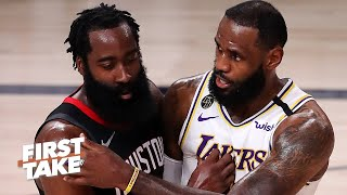 The Rockets are so predictable! - Kendrick Perkins on Houston ahead of Game 4 | First Take