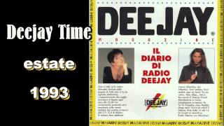 Albertino presenta: DEEJAY TIME Estate 1993