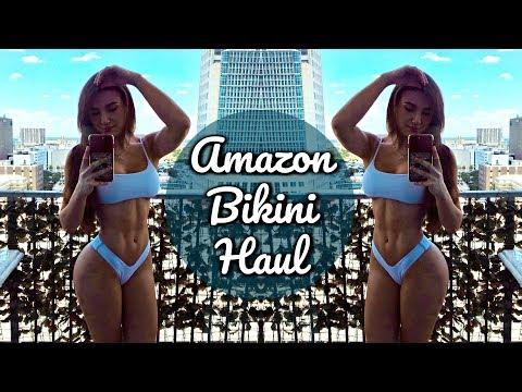 Amazon Bikinis Under $20  NO BS   Brazilian, Cheeky, & Full Coverage Try On Haul
