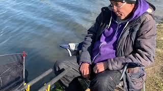 Рыбалка на реке Уды БАБЬЕ ЛЕТО