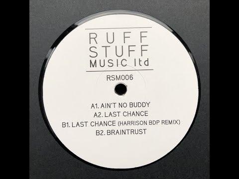 RUFF STUFF - LAST CHANCE (RSM006)