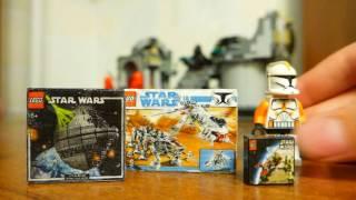 видео мини наборы лего