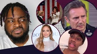 "The State of the Union, Jennifer Lopez Tribute, Liam Nesson & Jess ""Isn't Hillarious"