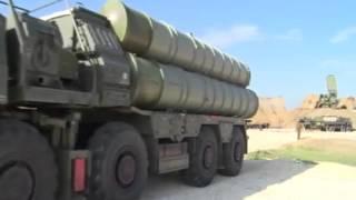 روسيا تنشر منظومة أس – 400 للدفاع الجوي على الساحل السوري