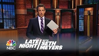 Seth's Affirmations - Late Night with Seth Meyers