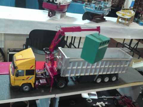 maquette camion youtube