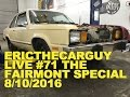 ETCG Q&A Live #71 The Fairmont Special