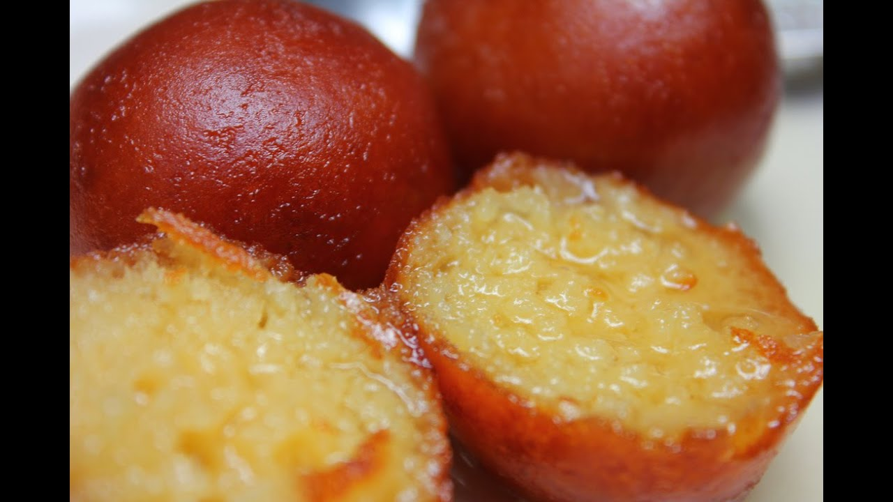 Gulab jamun indian dessert recipe in hindi youtube forumfinder Gallery