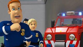 Strażak Sam Sam na ratunek | Kompilacja Nowe odcinki | Filmy dla dzieci