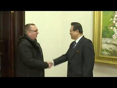 UN envoy meets DPRK vice FM in Pyongyang