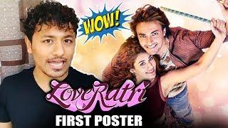 LOVERATRI First Look out | Aayush Sharma, Warina Hussain